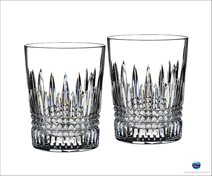 (SOLD OUT) Waterford Lismore Diamond Tumbler, Set of 2