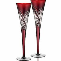 Times Square  Red Flutes Pair 2014