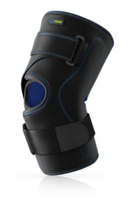 Actimove Knee Brace Wrap Around, Polycentric Hinges (Sports Edition)