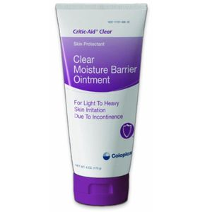 Critic-Aid Clear Moisture Barrier Ointment by Coloplast
