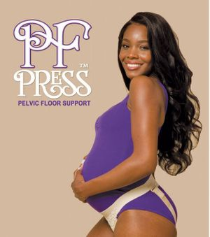 PF Press Pelvic Floor Support by It's You Babe