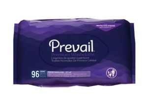 Prevail Premium Washcloths, Adult Quilted Wipes (Case of 576), # WW-902