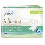 "TENA Intimates Pads, Moderate Long 12"" (Case of 180), # 54375 (Formerly Serenity)"