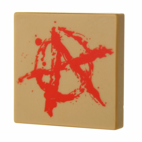 Anarchy - Dark Tan