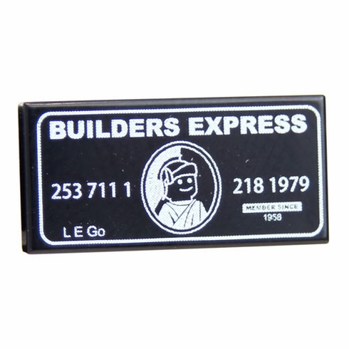 Builders Express - Black