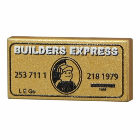 Builders Express - Gold