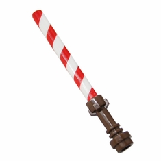 Candy Cane Lightsaber