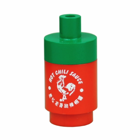 Hot Sauce Bottle