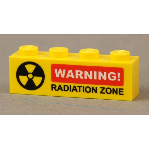 Warning! Radiation