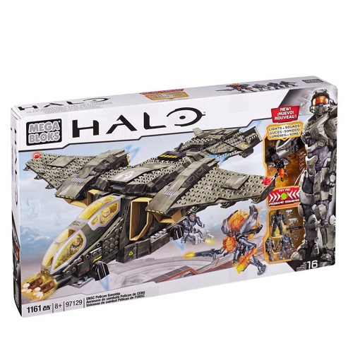 Large Halo Box Set by Mega Bloks