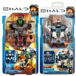 2015 Halo Mega Bloks <b>Heavy Assault Cyclops & Sector 12 Police Cyclops</b>