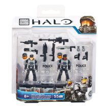 2015 Halo Mega Bloks NMPD Customizer Pack