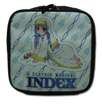 A Certain Magical Index - Index Ice Cream Lunch Bag RETIRED