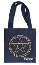 A Certain Magical Index - Index Magica Tote Bag RETIRED