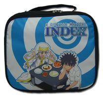 A Certain Magical Index - Index & Touma Lunch Bag RETIRED
