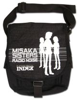 A Certain Magical Index - Misaka Sisters Messenger Bag RETIRED