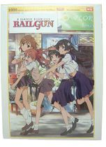 A Certain Scientific Railgun Jigsaw Puzzle 1000Pcs Pre-Order