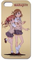 A Certain Scientific Railgun Misaka & Kuroko Iphone 5 Case Pre-Order