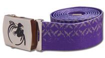 Accel World Aw Logo Fabric Belt Pre-Order