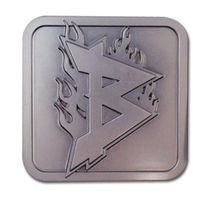 Accel World - Brain Burst Icon Belt Buckle Pre-Order