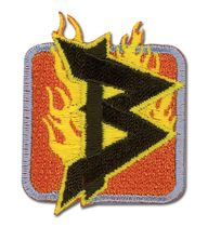 Accel World Brain Burst Icon Patch Pre-Order