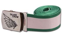 Accel World Silver Crow Fabric Belt RETIRED