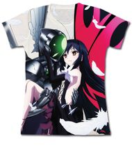 Accel World Silver Crow & Kuroyukihime Full Jrs T-Shirt XL Pre-Order