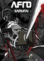 Afro Samurai Sword Wall Scroll RETIRED