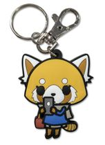 Aggretsuko - On Cell Pvc Keychain Pre-Order