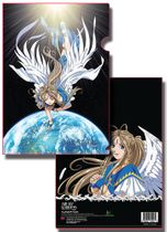 Ah! My Goddess Bellandy File Folder (5 Pcs/Set) Pre-Order