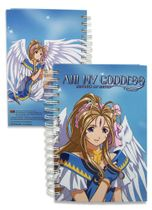 Ah! My Goddess Bellandy Hardcover Notebook Pre-Order
