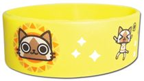 Airou From The Monster Hunter - Airou Pvc Wristband Pre-Order