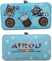 Airou From The Monster Hunter - Group Hinge Wallet Pre-Order