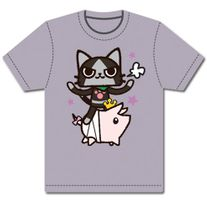 Airou From The Monster Hunter - Merorou & Poogie T-Shirt XL Pre-Order
