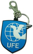 Aldnoah Zero - United Forces Of Earth Pvc Keychain Pre-Order