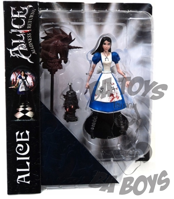Alice 7 Inch Action Figure