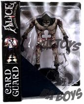 Alice Madness Returns Card Guard 7 Inch Action Figure