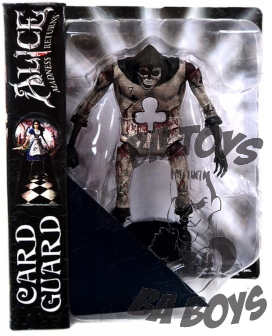 Card Guard 7 Inch Action Figure