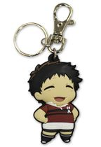 All Out!!! - Hachioji Pvc Keychain Pre-Order