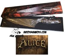 American McGee's Alice Commemorative Vorpal Blade Limited Edition 1 of 1000