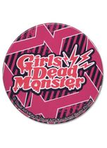 "Angel Beats Girl Dead Monster 3"" Button RETIRED"