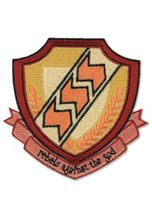 Angel Beats School Emblem Patch RETIRED