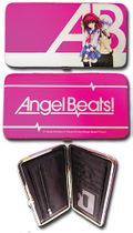 Angel Beats - Yuri And Kanade Hinge Wallet Pre-Order
