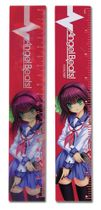 Angel Beats - Yuri Lenticular Ruler (5 Pcs/Pack) Pre-Order