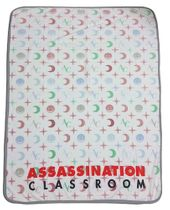 Assassination Classroom - Anime Monogram Throw Blanket Pre-Order