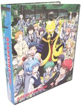 Assassination Classroom - Full Group Binder Pre-Order
