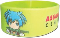 Assassination Classroom - Group Pvc Wristband Pre-Order
