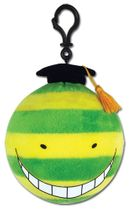 Assassination Classroom - Koro Green Stripe Plush 4'' Pre-Order