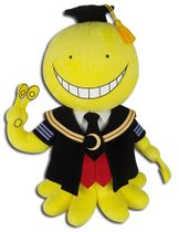 Assassination Classroom - Koro Plush 8'' Pre-Order
