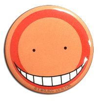Assassination Classroom - Koro Sensei Correct Answer Button 1.25'' Pre-Order
